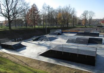 Skatepark w województwie dolnośląskim