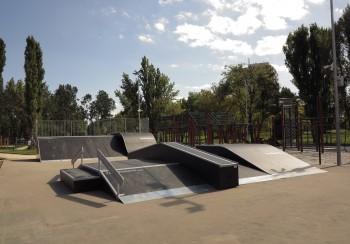 Skatepark w Budapeszcie