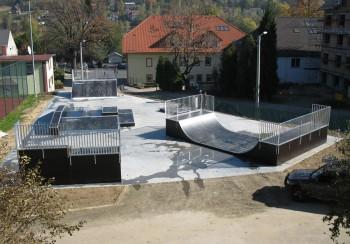 Skatepark Świeradów-Zdrój