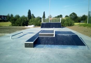 Skatepark w województwie pomorskim